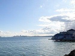 Sausalito, vistas de San Francisco