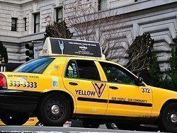Taxi de San Francisco