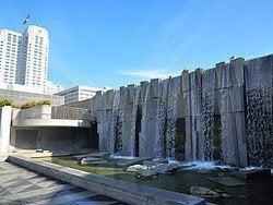 Yerba Buena Gardens, Monumento a Martin Luther King