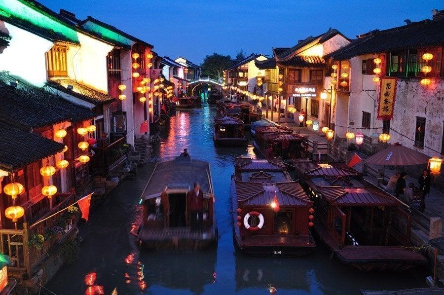 Excursión privada a Suzhou