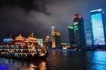 Crucero nocturno y paseo por Xintiandi