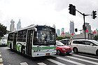 Autobús en Shanghái