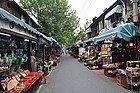 Compras en Shanghái, Mercado de Dongtai Lu