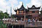 Jardín Yuyuan y los contrastes de Shanghái