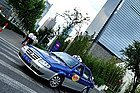 Taxi en Shanghái