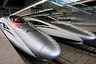 Tren de alta velocidad Pekín-Shanghái
