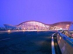 Aeropuerto de Shanghai, Pudong