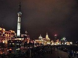Bund de Shanghái