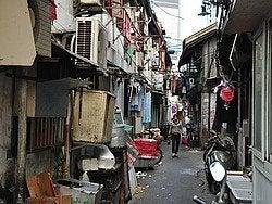 Contrastes de Shanghái