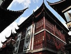 Mercado Yuyuan, edificios