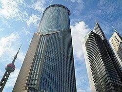 Rascacielos en Pudong
