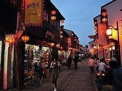Suzhou, Shan Tang Jie Street