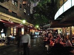Xintiandi, una zona ideal para cenar