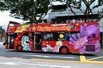 Autobús turístico de Singapur