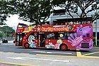 Autobús turístico Singapur