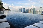 Marina Bay Sands, piscina