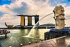 Singapur y su símbolo, Merlion