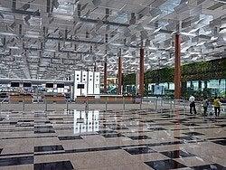 Aeropuerto de Singapur, terminal