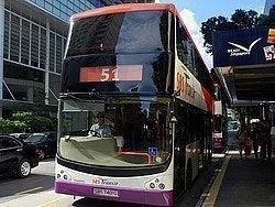 Autobus de Singapur, SBS Transit