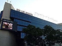 Centro comercial Sim Lim Square