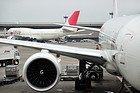 Aeropuerto de Narita, aviones Japan Airlines
