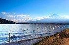 Hakone, Lago Achi y Monte Fuji