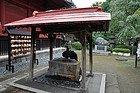 Parque Ueno, santuario