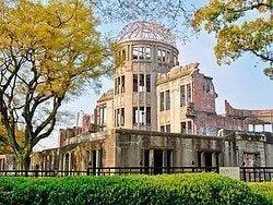 Hiroshima, Monumento de la Paz