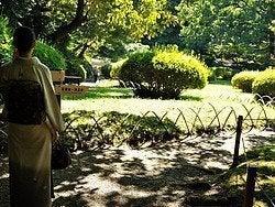 Santuario Meiji, jardin