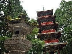 Contrastes en Nikko