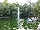 Campo Grande, estanque