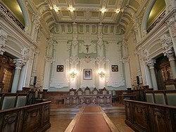 Ayuntamiento de Valladolid, Salón de Plenos