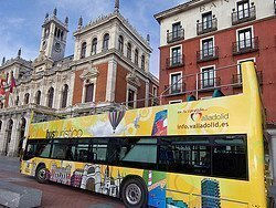 Bus turístico de Valladolid
