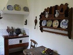 Casa de Jose Zorrilla, cocina