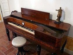 Piano de José Zorrilla