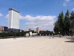 Playa de Valladolid