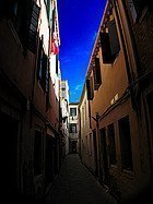 Alleyway in Venice