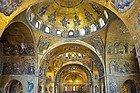Basílica de San Marcos, interior