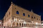 Palazzo Ducale at dusk