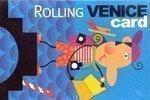 Rolling Venice Card