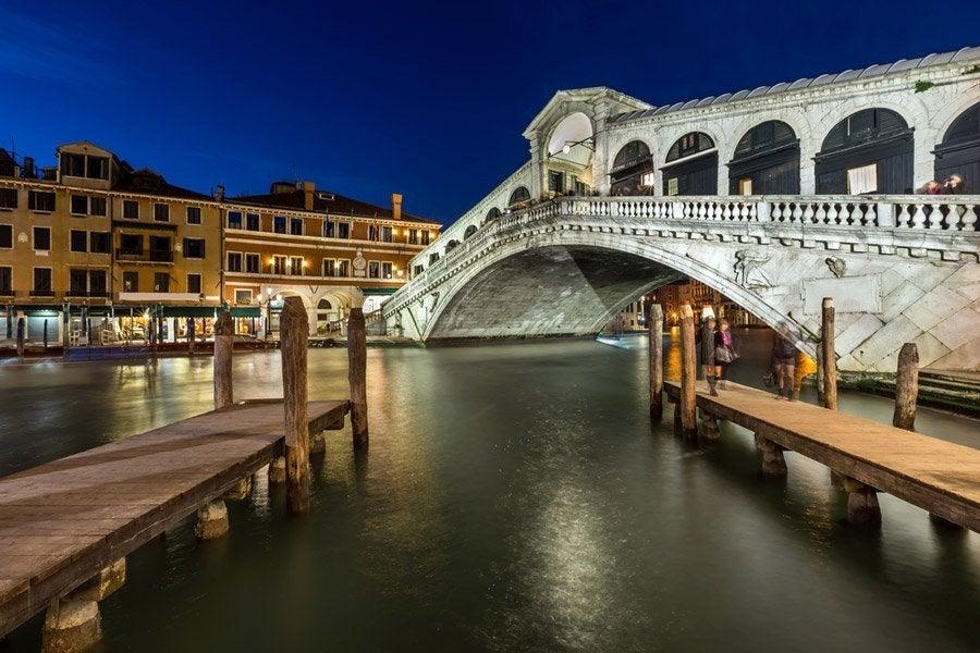 Rialto Bridge Ponte Rialto The Most Famous Bridge In Venice