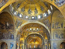 St Mark's Basilica, interior