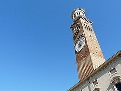 Torre dei Lamberti in Verona