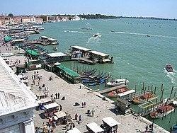 Tiempo en Venecia, verano
