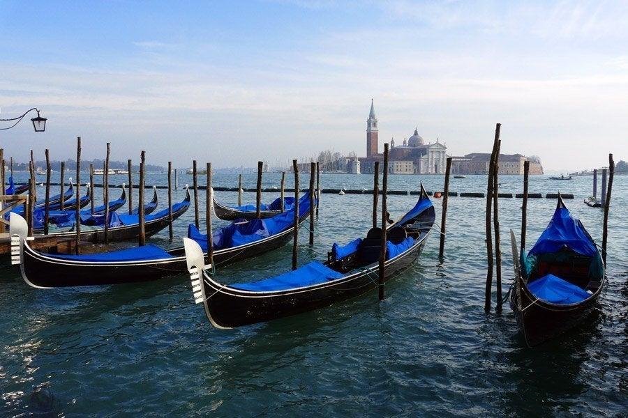 viaje economico venecia: