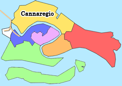 Distrito de Cannaregio