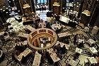 Restaurante del Museo de Historia del Arte