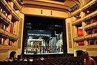 Opera de Viena, visita por el interior