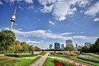 Parque Danubio y Torre Danubio