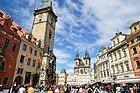 Praga, Plaza de la Ciudad Vieja de Praga